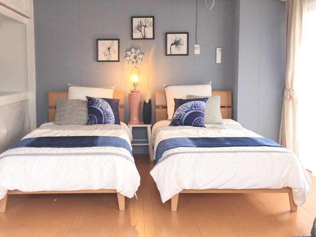 寝室|Holiday Homes TSUBOYA 3rd