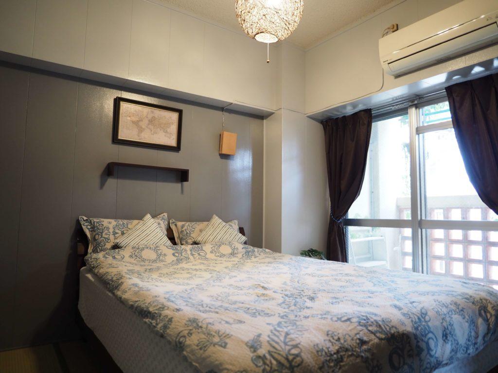 寝室|Holiday Homes TSUBOYA 6th