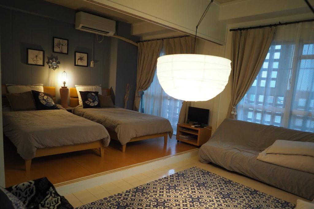 リビング|Holiday Homes TSUBOYA 3rd